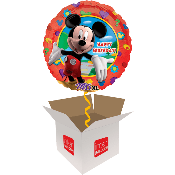 Happy Birthday! Mickey Mouse ClubHouse