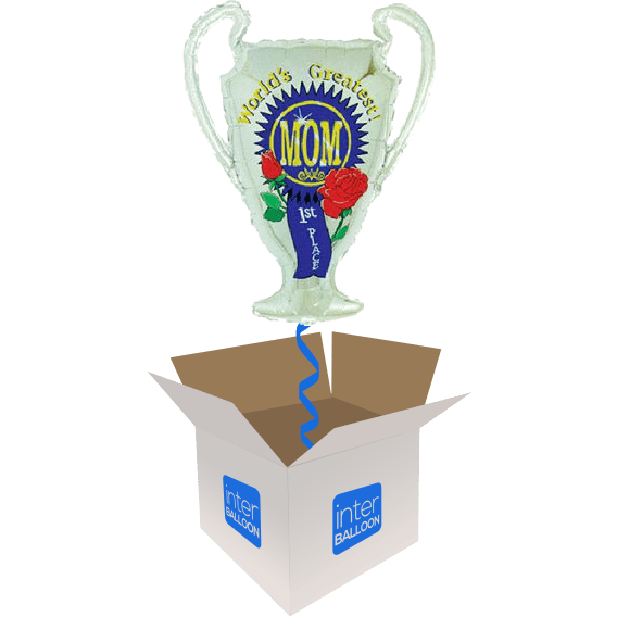 33″ World's Greatest Mom Trophy