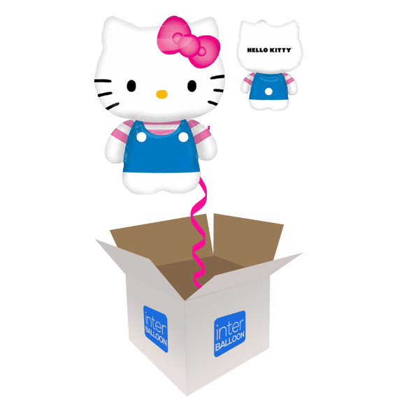 22″ 2-Sided Hello Kitty