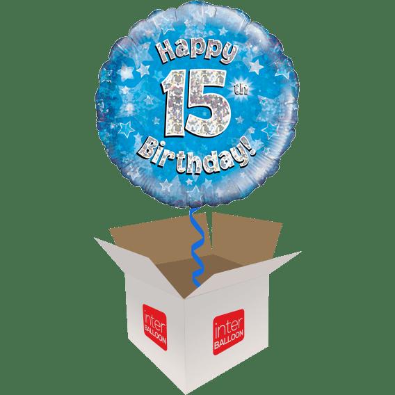 Happy 15th Birthday Blue