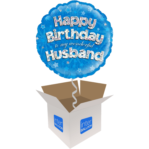 Family Birthday Helium Balloons Delivered In The UK By InterBALLOON