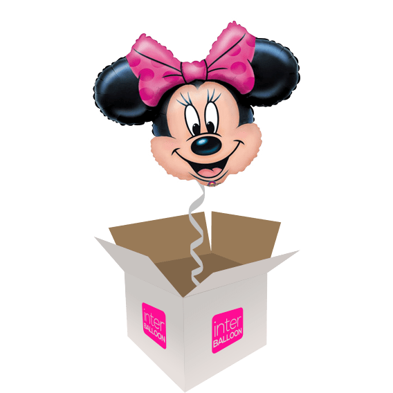 24″ Minnie Mouse Head