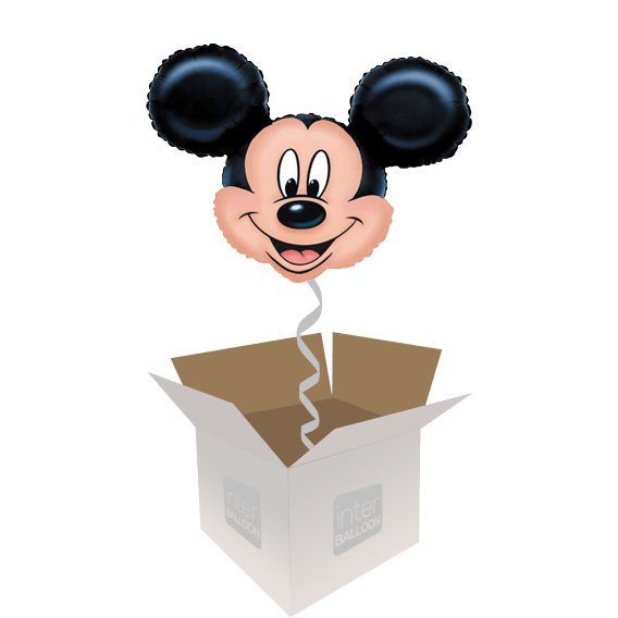 24″ Mickey Mouse Head