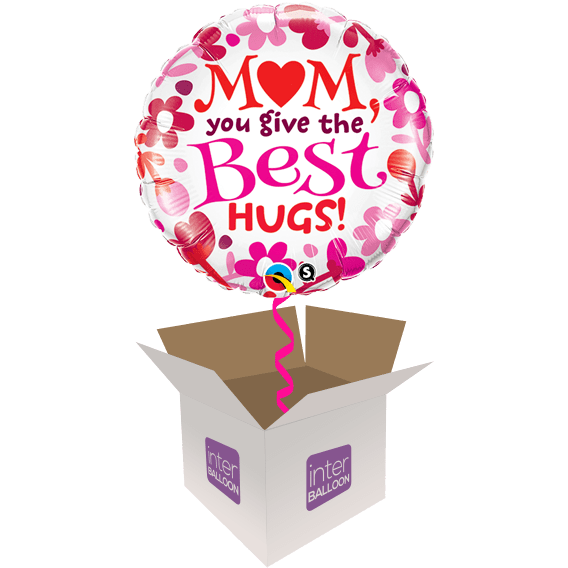 Mom You Give The Best Hugs! Flowers