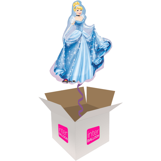 33″ Supershape Princess Cinderella