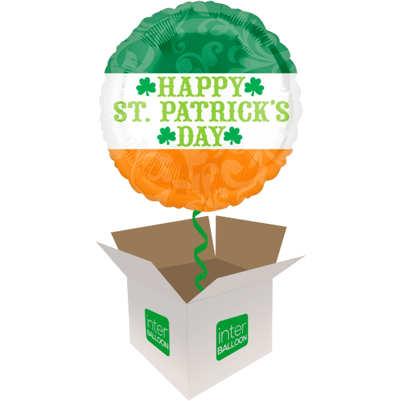 Happy St. Patricks's Day Filigree