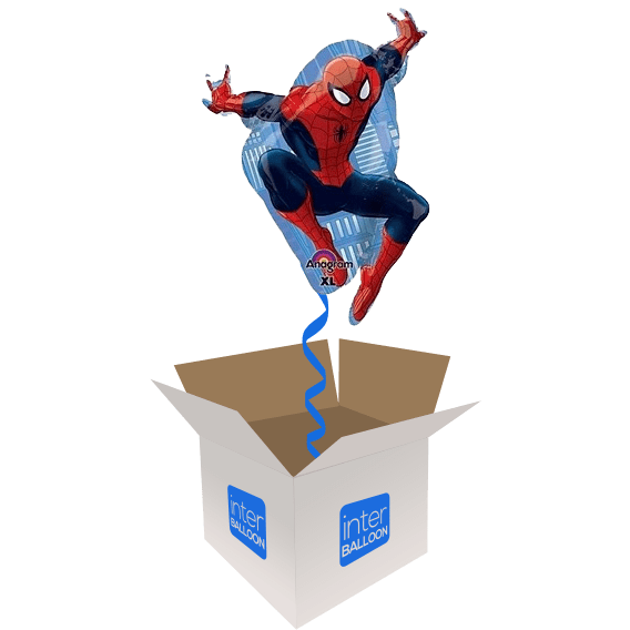 29″ Supershape Spiderman Leap