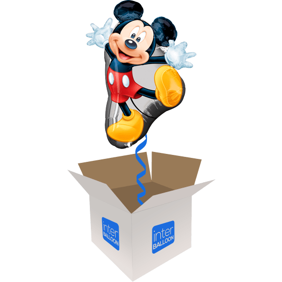 31″ Supershape Mickey Mouse