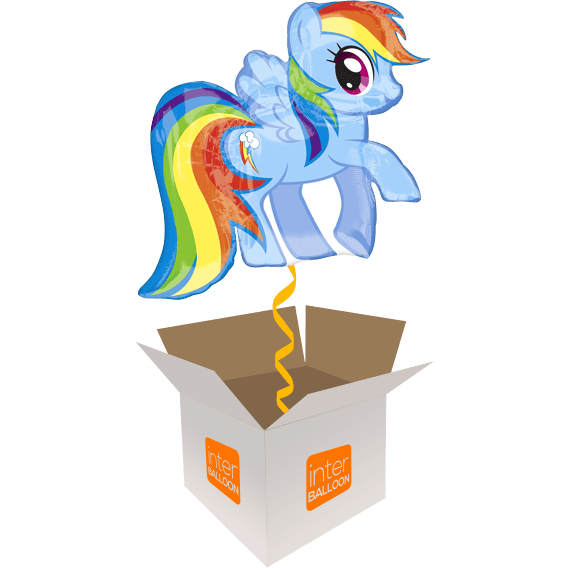 28″ My Little Pony Rainbow Dash