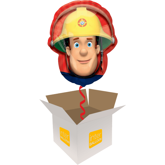 20″ Fireman Sam Supershape