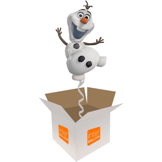 41″ Olaf from Frozen