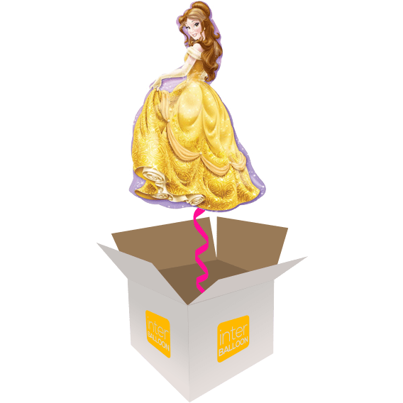 39″ Supershape Princess Belle