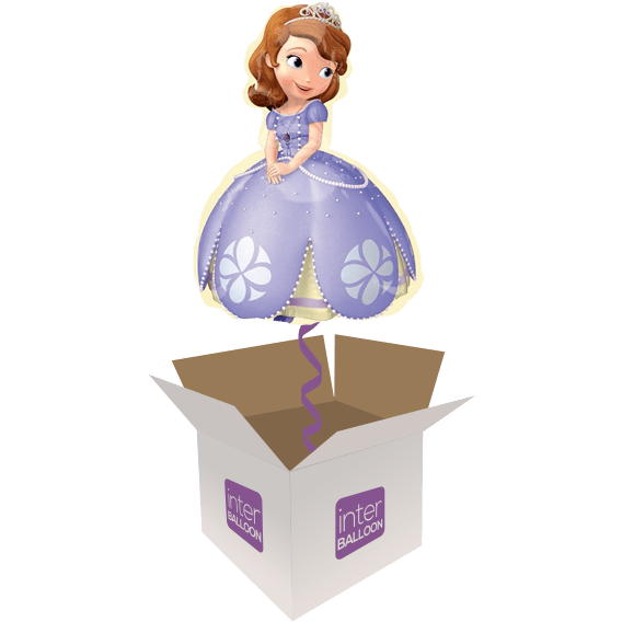 32″ Sofia the First Supershape