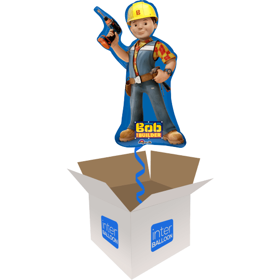 35″ Bob The Builder Supershape