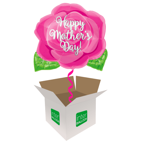 Happy Mother's Day Pink Rose