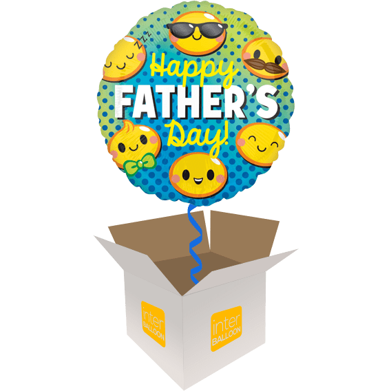 Father's Day Emoji Faces