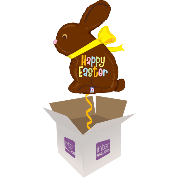 39″ Chocolate Easter Bunny