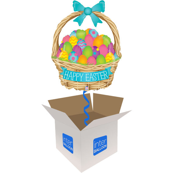 39″ Happy Easter Egg Hunt