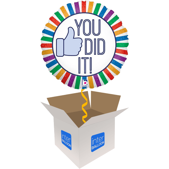 You Did It! Facebook Thumb
