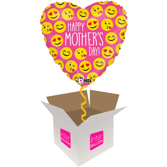 Emoji Heart Mother's Day