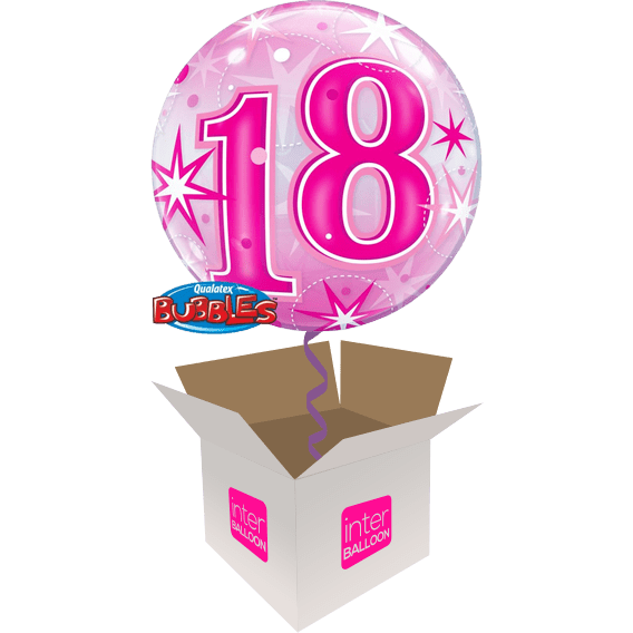 22 Pink 18 Bubble
