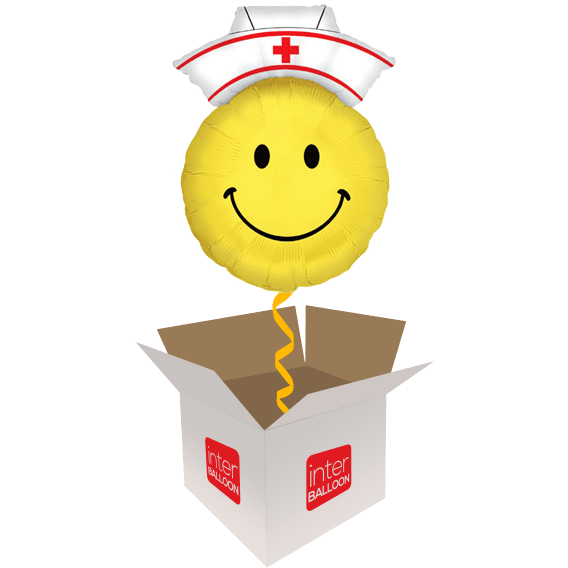 28″ Nurse Smiley