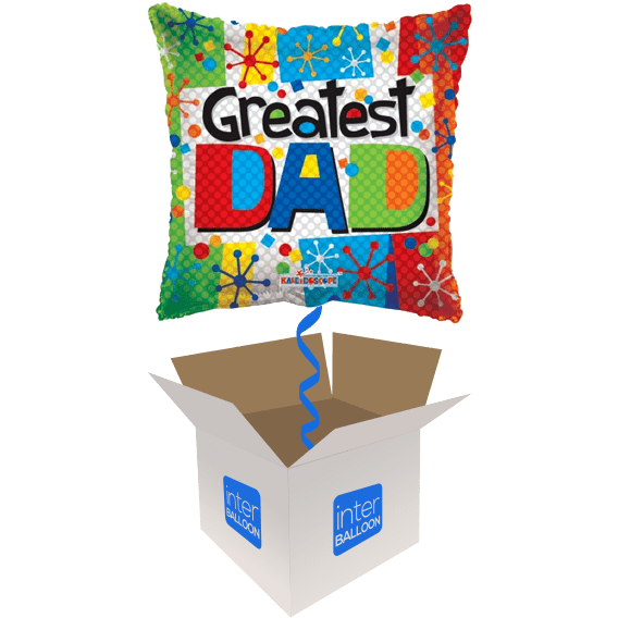 Greatest Dad Pillow