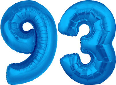 30 Blue No 93 Megaloon