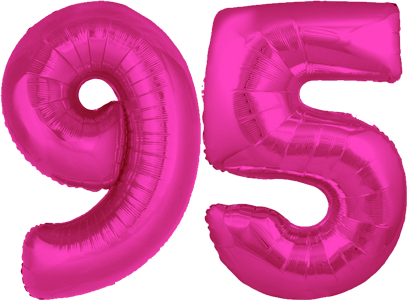 30 Pink No 95 Megaloon