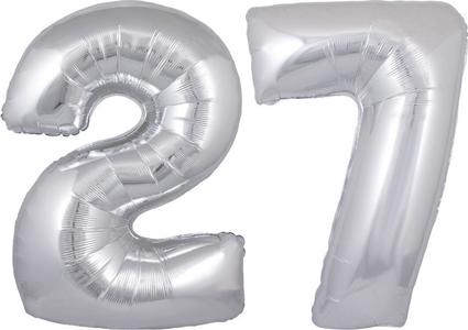 30 Silver No 27 Megaloon